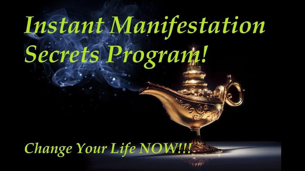 Instant Manifestation Secrets scam