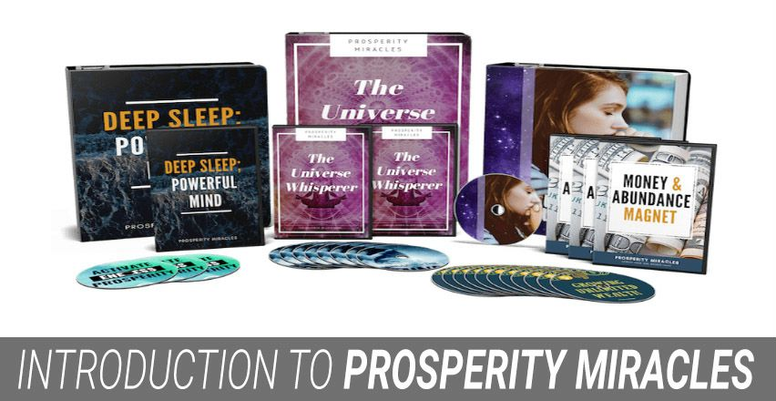 Pick Prosperity Miracles Now
